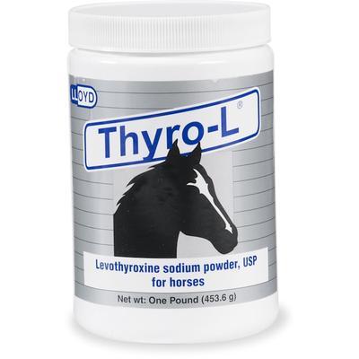 Thyro-L Powder for Horses, 1 lb.
