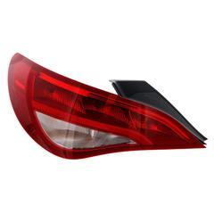 2014-2019 Mercedes CLA250 Left Tail Light Assembly - Automotive Lighting 117 906 01 01