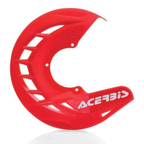 Acerbis X-Brake Frontscheibenabdeckung, rot