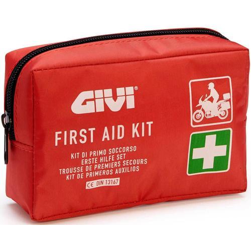 Givi S301 Erste Hilfe Kit, rot