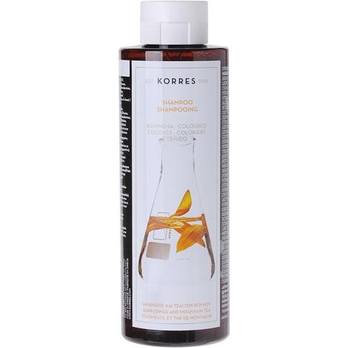 Korres Sunflower & Mountain Tea Shampoo 250 ml