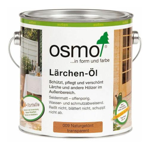 Lärchen Öl 2,5 ltr. 009 Naturgetönt - size please select - color Lärchen-Öl - Lärchen-Öl - Osmo
