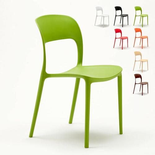 24 Stühle Küchenstuhl Esstischstuhl Gartenstühle Ristorante   Grün