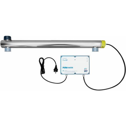 2.4 - 40W - UVC Anlage zur Wasseraufbereitung - 24VDC - Pure