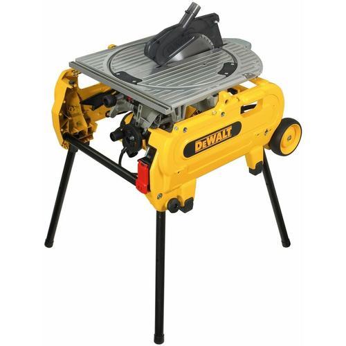 DeWALT Tisch-, Kapp- und Gehrungssäge D27107XPS-QS 2000 Watt, Profi Kombi-Säge mit LED
