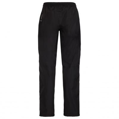Vaude - Escape 2.5L Pants - Regenhose Gr XS - Regular schwarz
