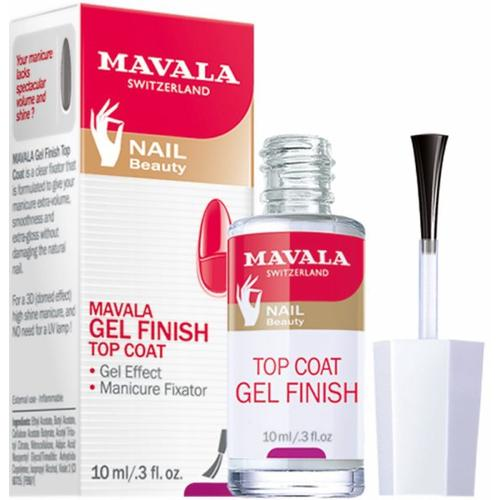 Mavala Gel Finish, Top Coat 10 ml Nagelüberlack