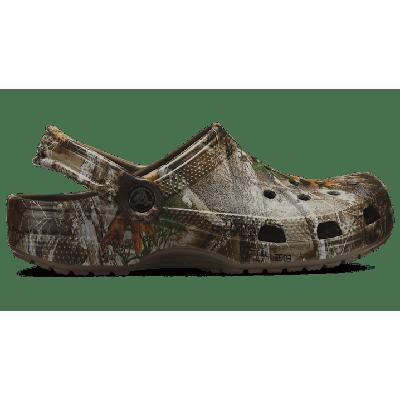 Crocs Walnut Classic Realtree Ed...