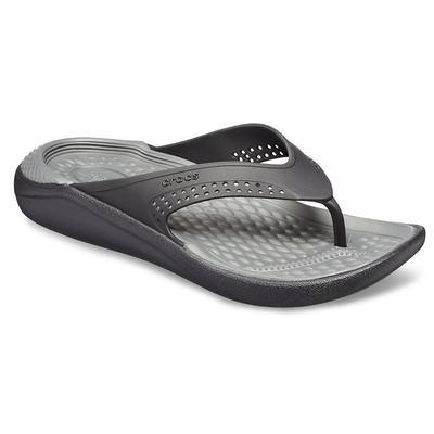 Crocs Black/Slate Grey Literide™...