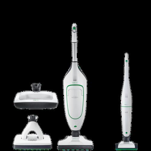Vorwerk Kobold VB100 Akku-Staubsauger & VK200 Handstaubsauger Hygiene-Set