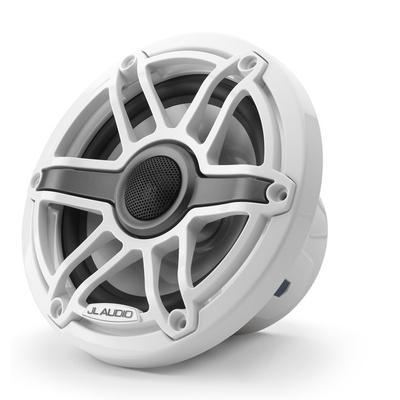"JL Audio M6-650X-S-GwGw 6.5"" Marine Coax, Sport, White, White"