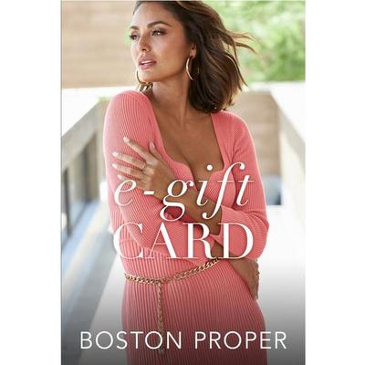 Boston Proper - Boston Proper Gift Card - - $190 Dollar