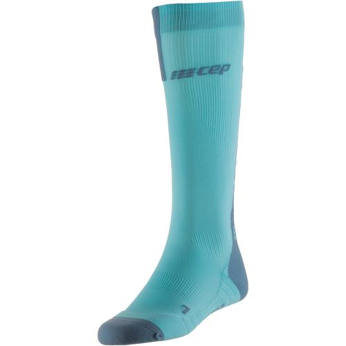 CEP Run Compression Socks 3.0 Kompressionsstrümpfe Damen in ice-grey, Größe 4