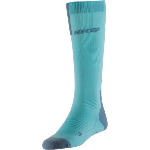 CEP Run Compression Socks 3.0 Kompressionsstrümpfe Damen in ice-grey, Größe 4
