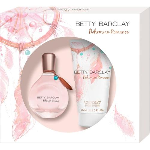 Aktion - Betty Barclay Bohemian Romance Geschenkset (EdT20/SG75) Duftset