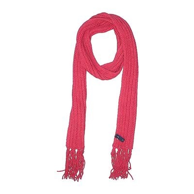 Gap Scarf: Red Solid Accessories
