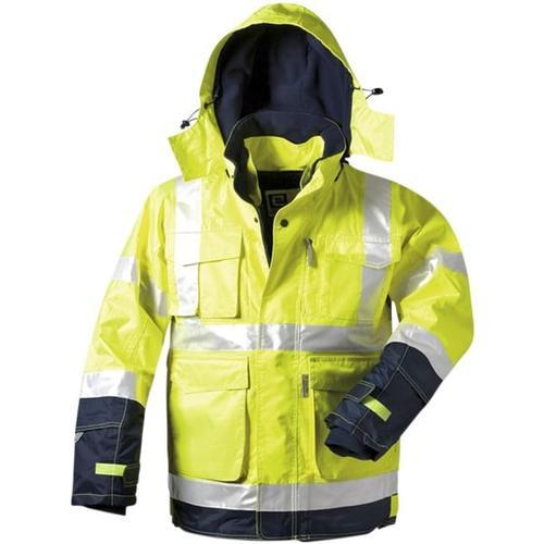 Warnschutz-Jacke 2in1 Stufe 3 Größe XL gelb, elysee