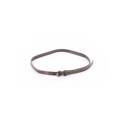 Belt: Brown Solid...