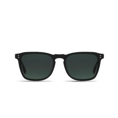 Raen Wiley Matte Black Sunglasses