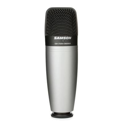Samson C01 Large-diaphragm Condenser Microphone
