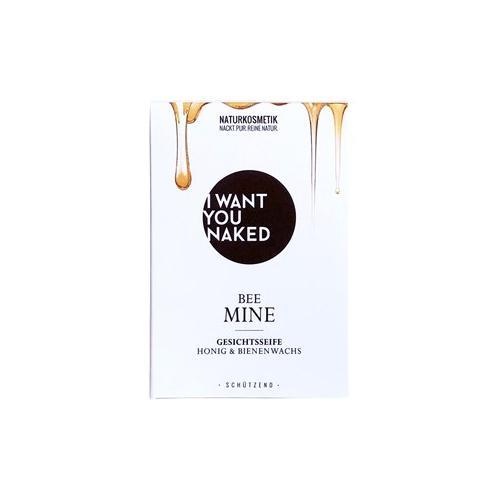 I Want You Naked Gesichtspflege Seifen Honig & Bienenwachs Sanfte Gesichtsseife 100 g
