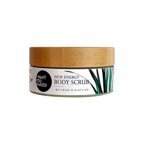 I Want You Naked Körperpflege Peeling Zitronengras & Aloe Vera Körperpeeling 720 g
