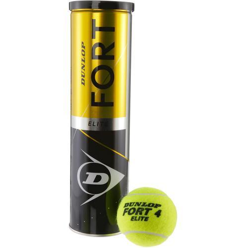 Dunlop FORT ELITE Tennisball in gelb, Größe Einheitsgröße