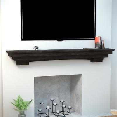 Alconbury Fireplace Mantel Shelf - Southern Enterprises FA3070