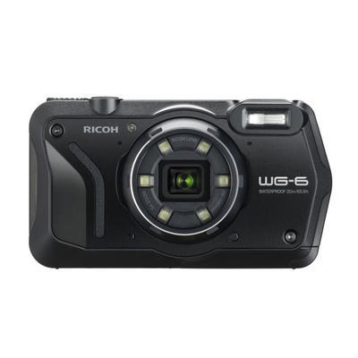 """Ricoh Digital Cameras WG-6 Digital Camera 5X Optical Zoom Black 3843 03843 Model: 3843"""