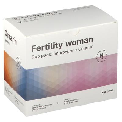Fertility Woman Duo Omarin + Imp...