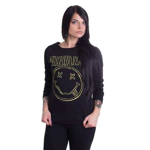 Nirvana - Smiley - Sweater