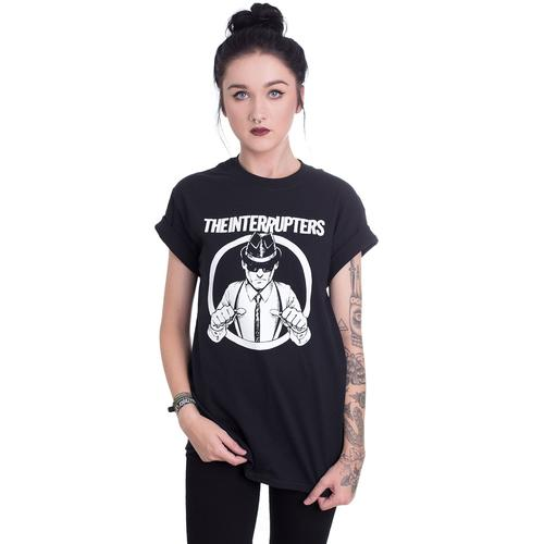The Interrupters - Suspenders - - T-Shirts