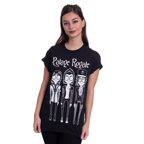 Palaye Royale - Tim Burton - - T-Shirts