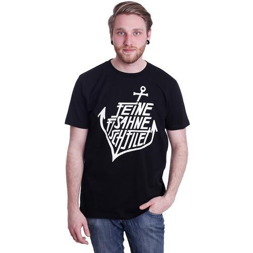 Feine Sahne Fischfilet - Anker - - T-Shirts