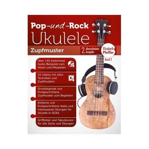 Elisabeth Pfeiffer Pop- und Rock Ukulele Zupf