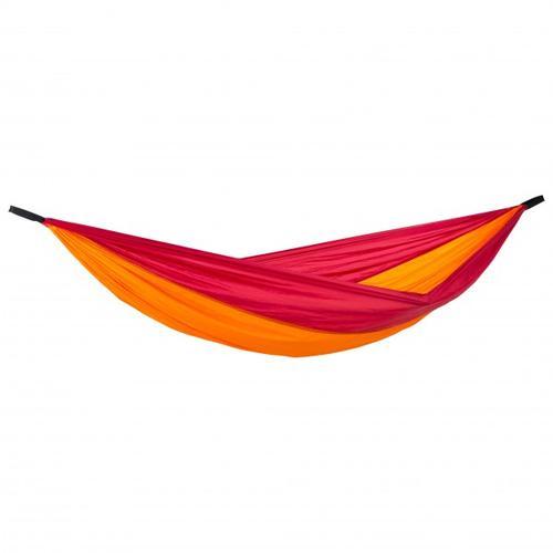 Amazonas - Hängematte Adventure - Hängematte Gr 2,75 x 1,4 m rot/orange/rosa