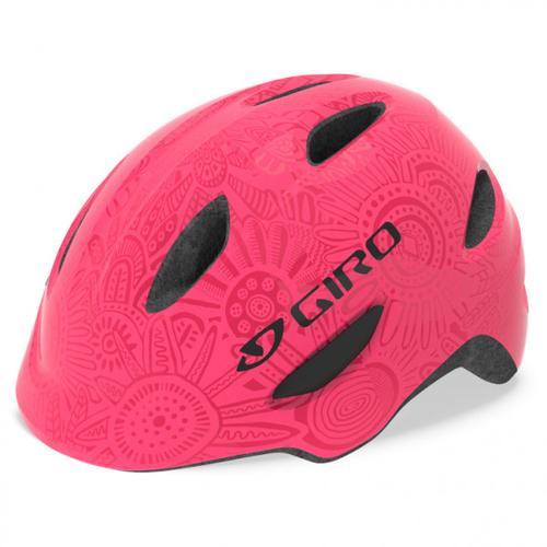 Giro - Kid's Scamp - Radhelm Gr 45-49 cm - XS rot/rosa