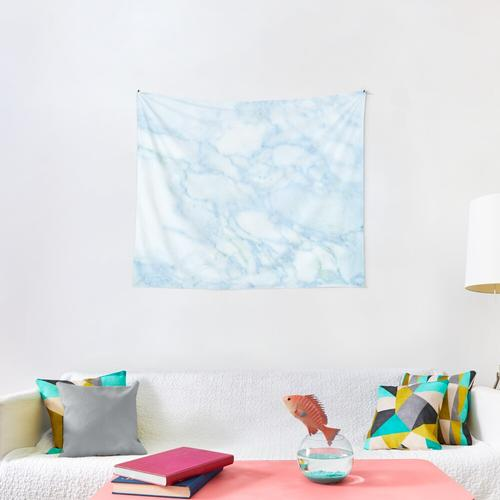 Blue Marble Tapestry Wall Tapestry