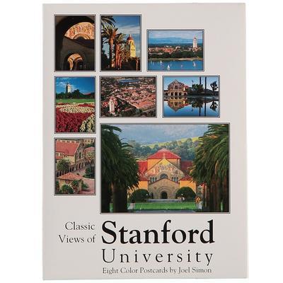"""Stanford Cardinal 8-Pack Postcard Set"""
