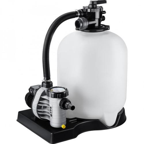 Pool-Sandfilteranlage / Sandfilter-Set FPS-200 Filter Premium Silent mit Ventil-Technologie vom Marktführer Speck, bis 20m³