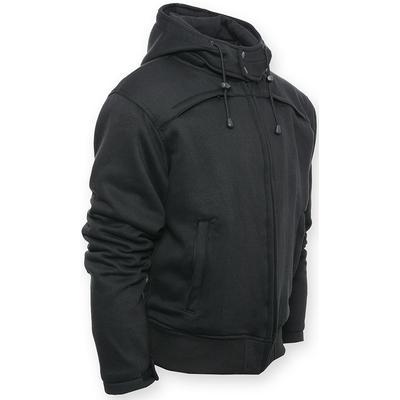 Bores Safety 4 Sommer Hoodie, schwarz, Größe 4XL