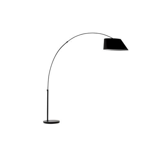 Zuiver Stehlampe Arc schwarz