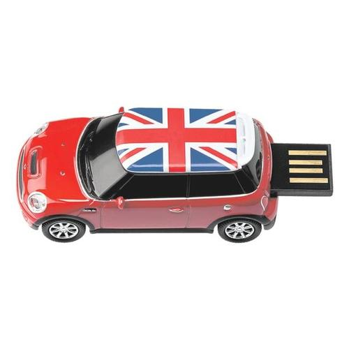 USB-Stick »Mini-Cooper« 32 GB rot, GENIE, 4.5 cm