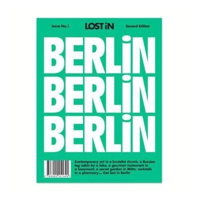 Lost In - Lost In Berlin Guide - Green