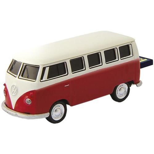 USB-Stick »VW Bus rot/weiß« 32 GB rot, GENIE, 4.5 cm