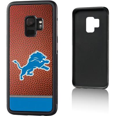 Detroit Lions Galaxy Bump Case with Football Design