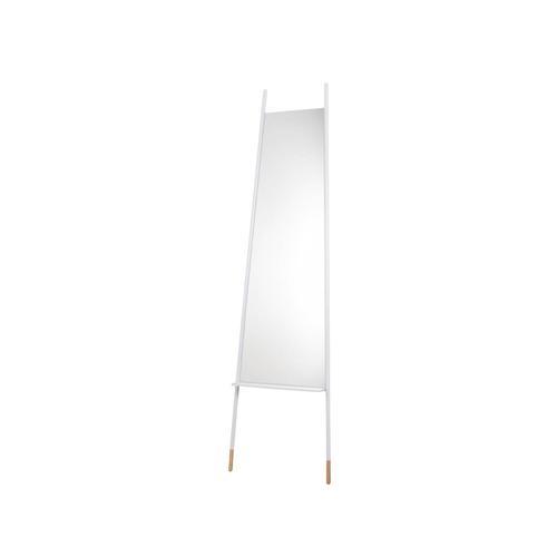 Zuiver Spiegel Leaning weiss