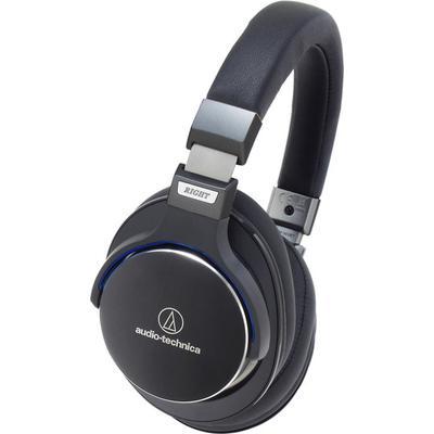 Audio-Technica ATH-MSR7B over-ear headphones (black)