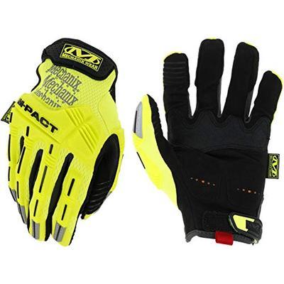 Mechanix Wear - Hi-Viz M-Pact (Small, Fluorescent Yellow)