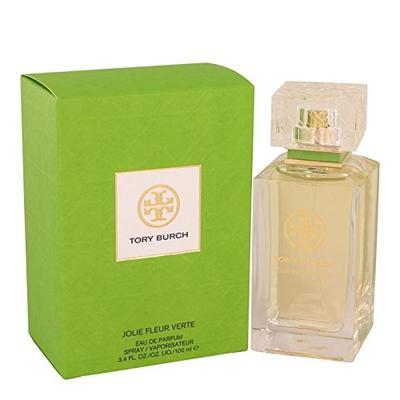 Tory Burch 'Jolie Fleur Verte' Eau de Parfum Spray 3.4 ounce /100 milliliter New In Box